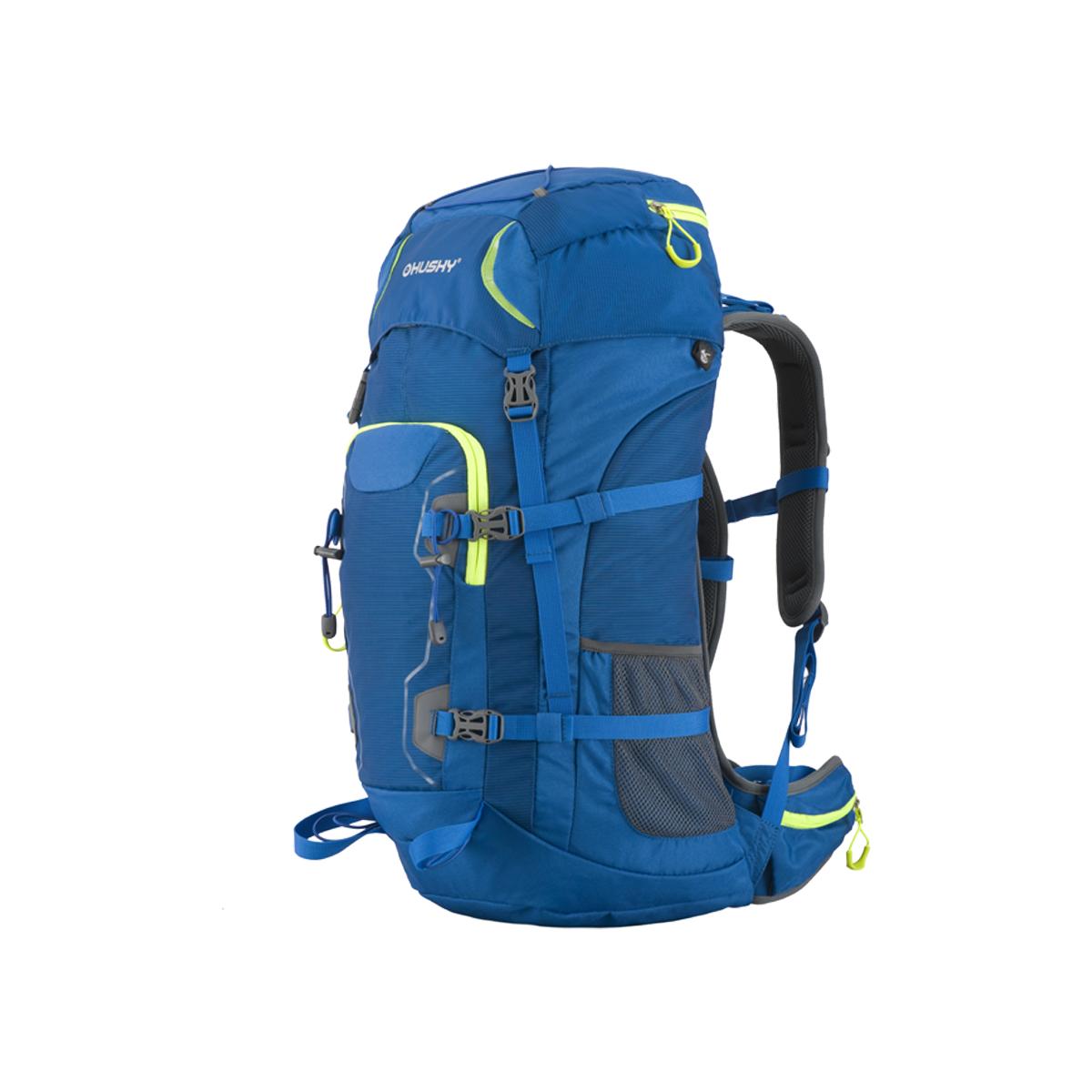 b13665f7a1 Batoh Expedícia   Turistika - Sloper 45 l – modrá