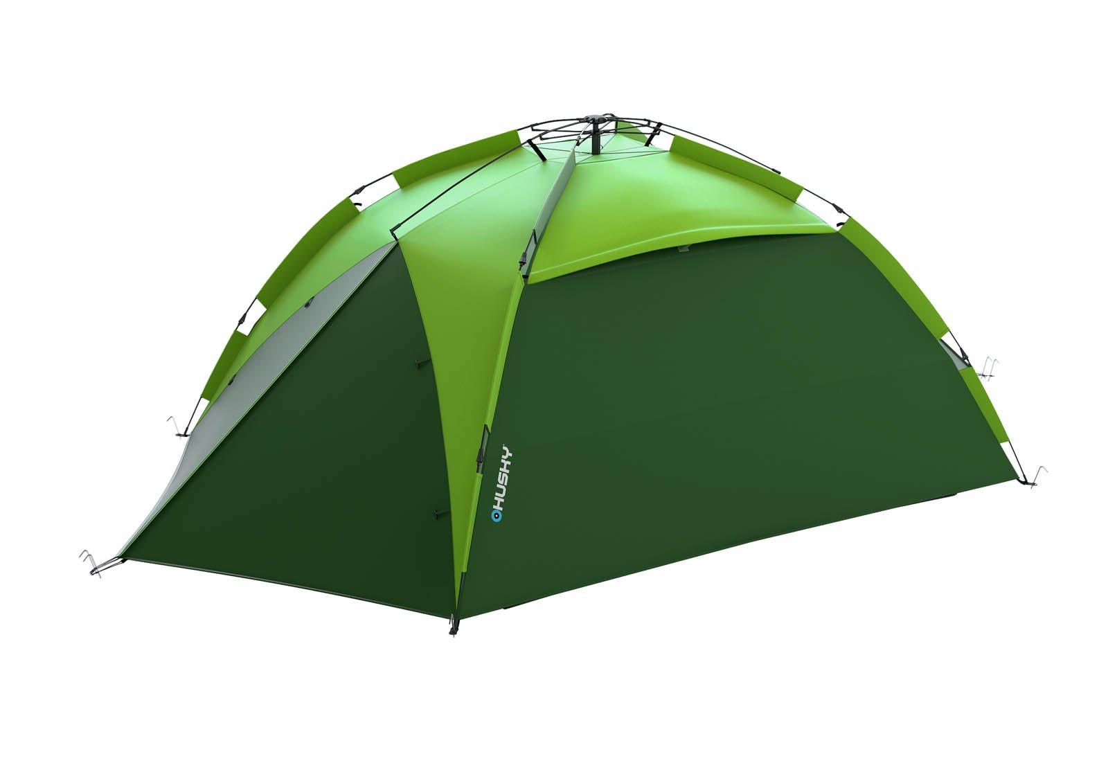Husky Beasy 4 zelená Stan Outdoor Compact