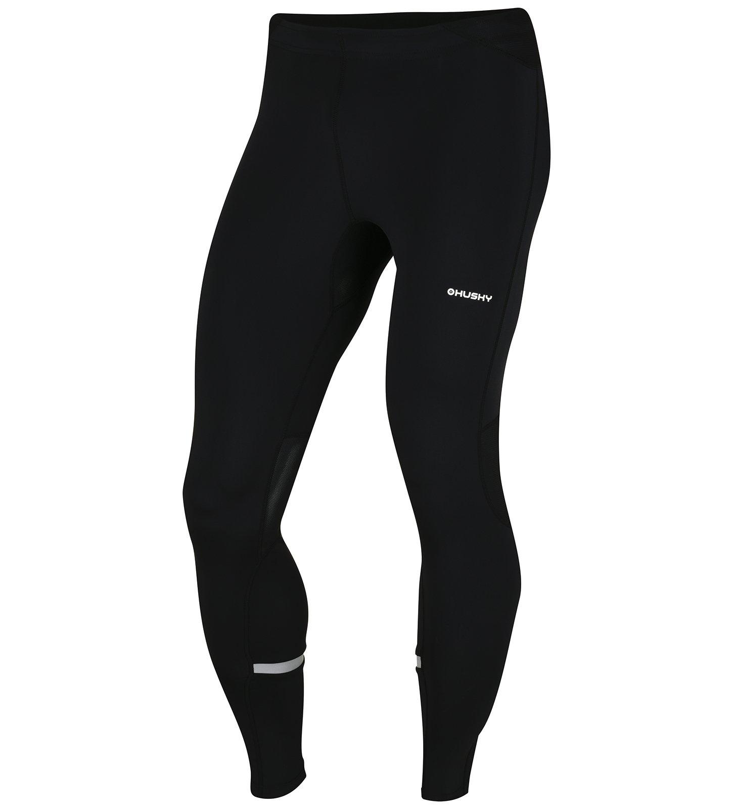 Husky Darby Long M čierna, XL Pánske športové nohavice