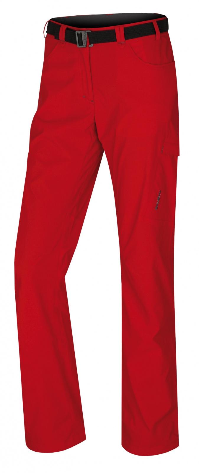 Husky Kahula L jemná červená, XL Dámske outdoor nohavice