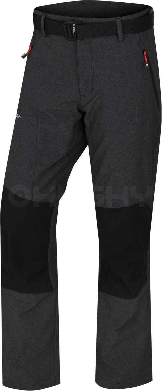 Husky Klass M čierna, XL Pánske outdoor nohavice