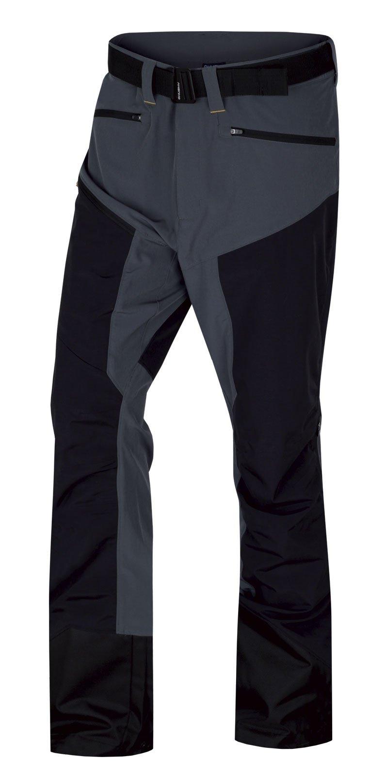 Husky Krony L čierna, XL Dámske outdoor nohavice