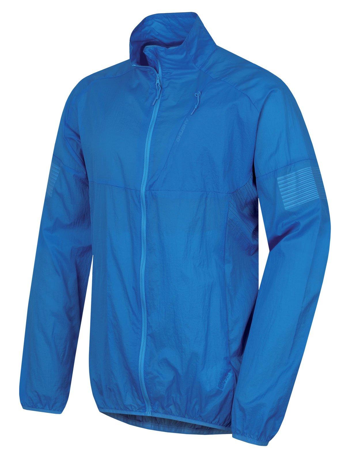 Husky Loco M modrá, M Pánska ultraľahká bunda