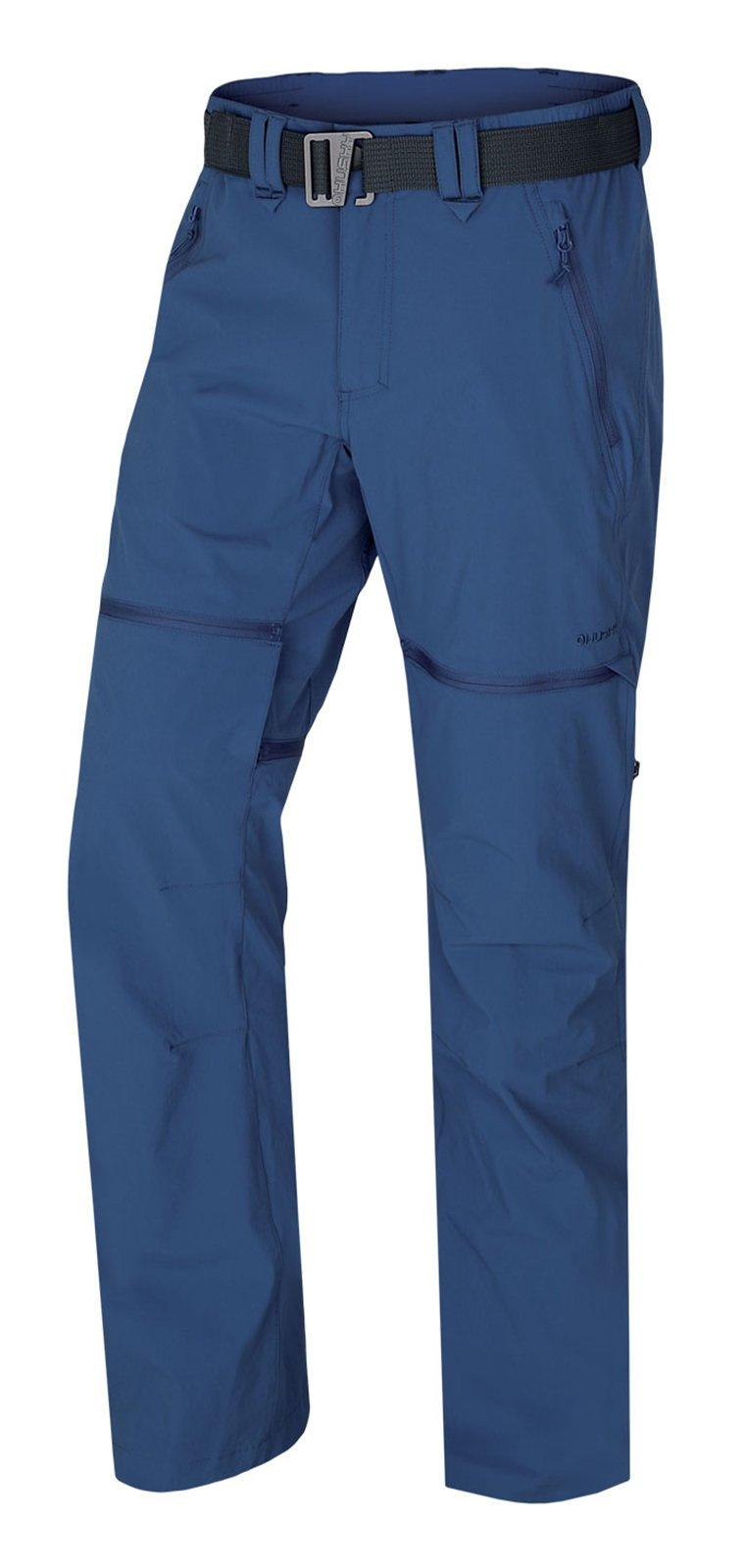 Husky Pilon M tm. modrá, M Pánske outdoor nohavice