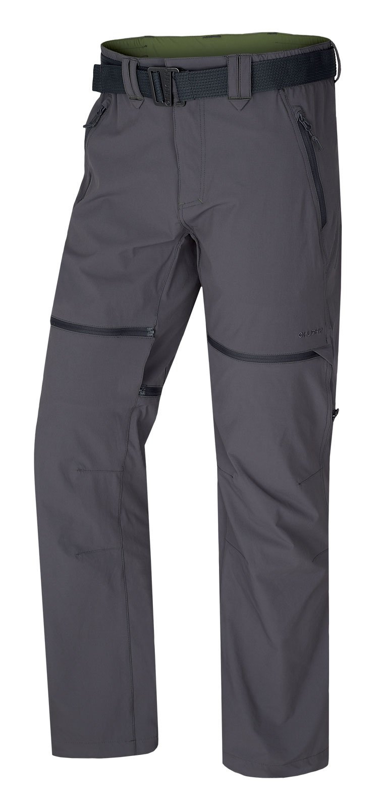 Husky Pilon M šedá, XL Pánske outdoor nohavice