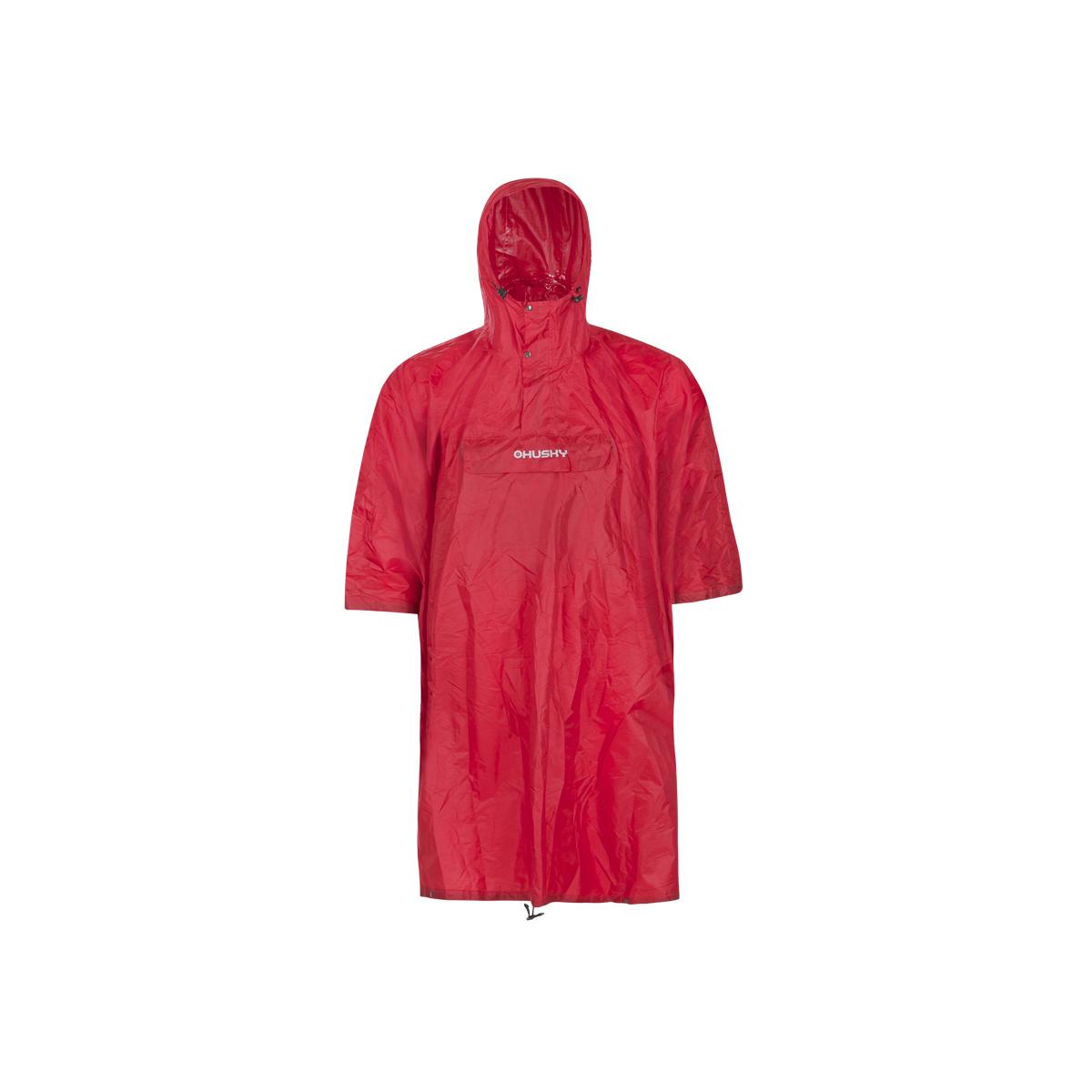 a2fa66335e pláštenka - Rafter – červená