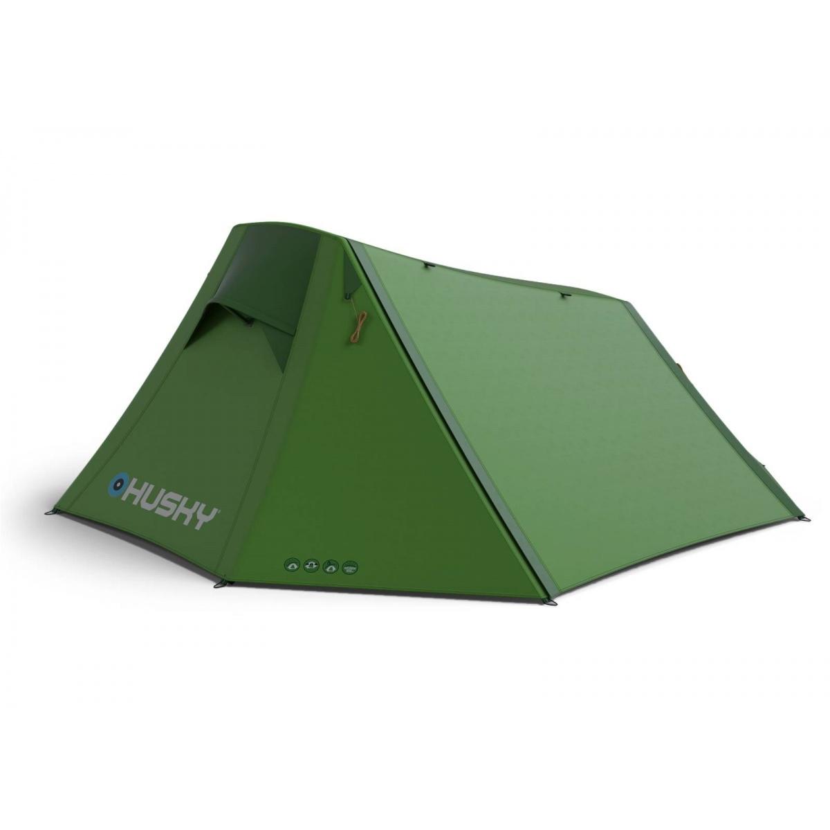 Husky Brunel 2 zelená Stan Extreme Lite