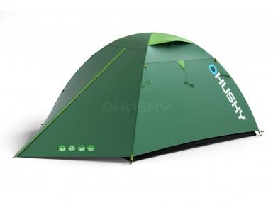 Husky Bird 3 Plus zelená Stan Outdoor